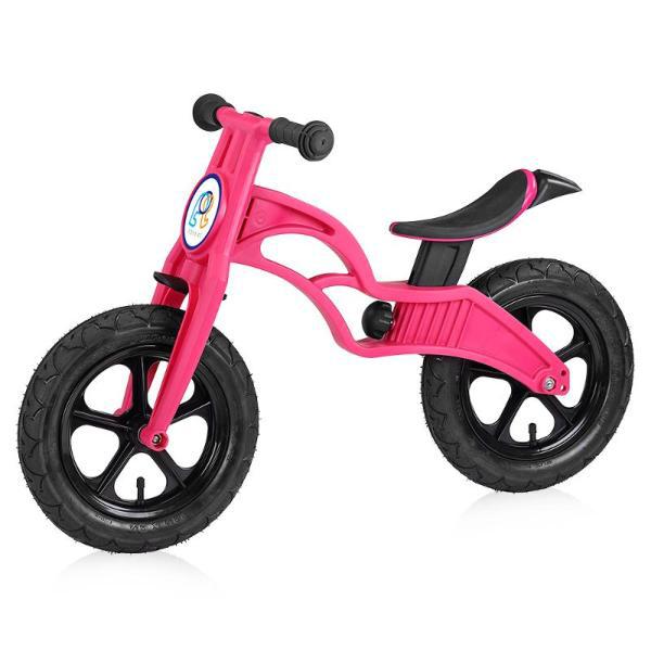Беговел Pop-Bike Flash, magenta