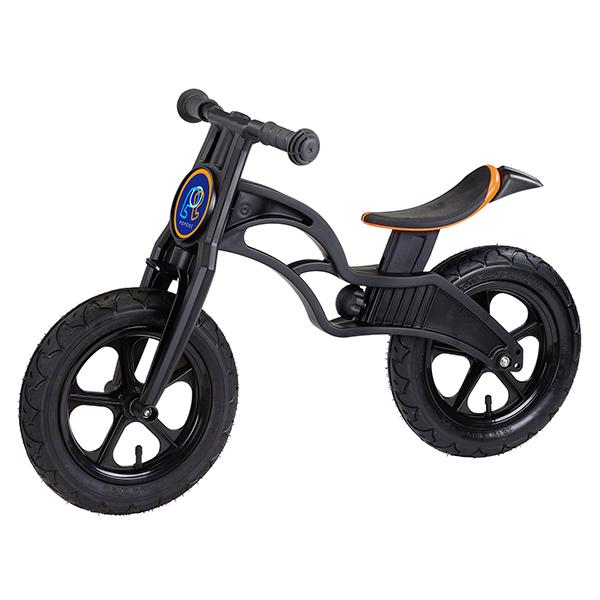 Беговел Pop-Bike Flash чёрный