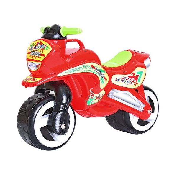 Беговел RT 11-006 Motorcycle 7, красный