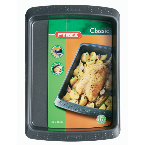 Форма для выпекания Pyrex Металл 35 x 26 cм