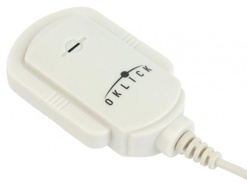 Микрофон для пк Oklick(MP-M007)белый