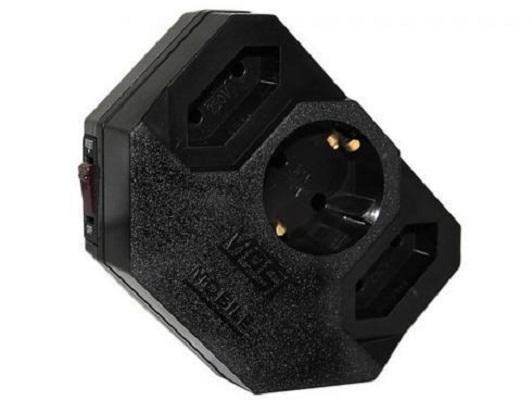 Сетевой фильтр Most MRG, черный MRG BK