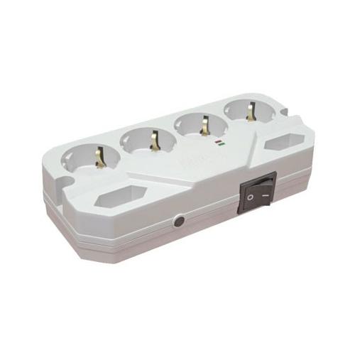 Сетевой фильтр Most СHV, 5м, (6 розеток) белый CHV 5M WH