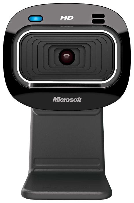 Web-камера MICROSOFT Lifecam HD-3000(T4H-00004)черный