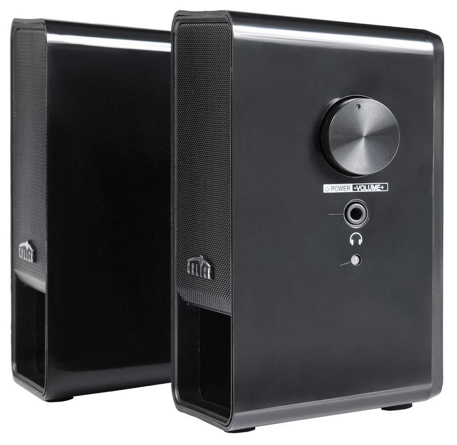 Компьютерная акустика oklick OK-215, серебристые