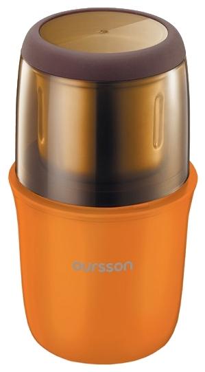 Кофемолка Oursson OG2075, оранжевая OG2075/OR