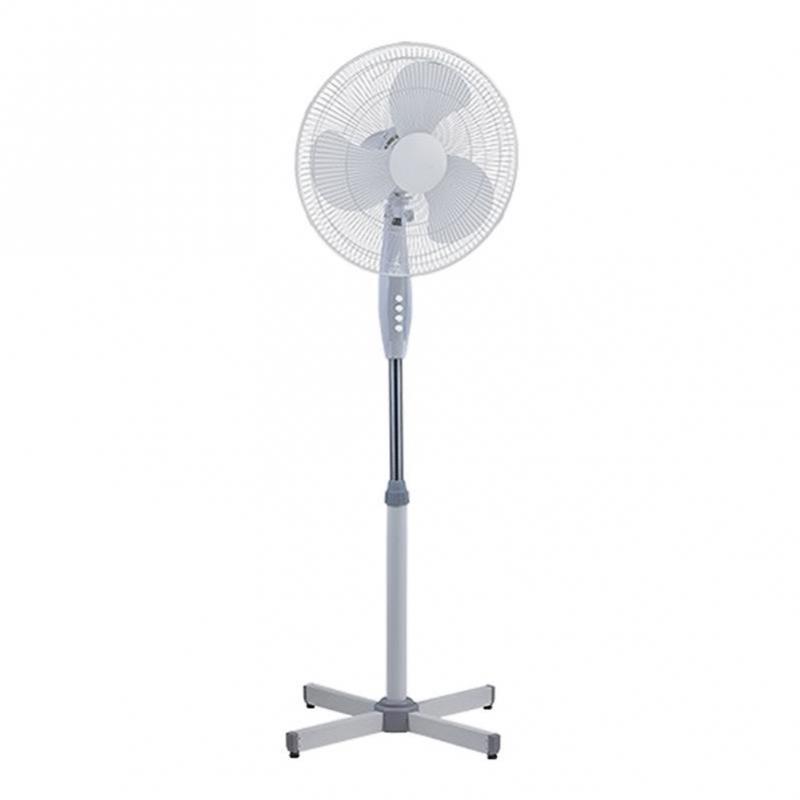Вентилятор HOME-ELEMENT HE-FN1203 белый/серый HE-FN1203 white/grey