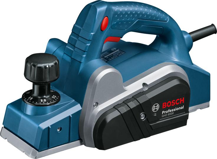 Рубанок Bosch GHO 6500 [0601596000], электрический