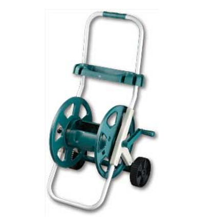 "Катушка для шланга RACO 4260-55/584, на колесах, шланг 60 м / 1/2"""