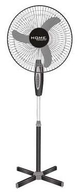 Вентилятор HOME-ELEMENT HE-FN-1201 cерый HE-FN1201(new) Белый/Серый