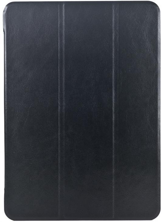 SkinBox slim clips case для Samsung Tab S2 9.7, чёрный