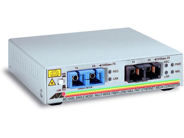 Медиаконвертер сетевой Allied-Telesis AT-MC104XL-60