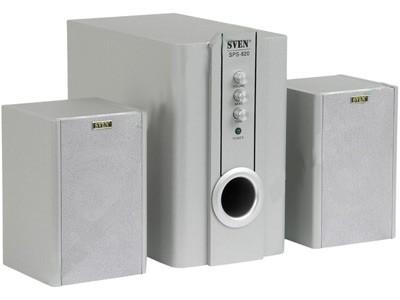 Компьютерная акустика Sven SPS-820 (18W+2x10W), серебро SV-0130820SL