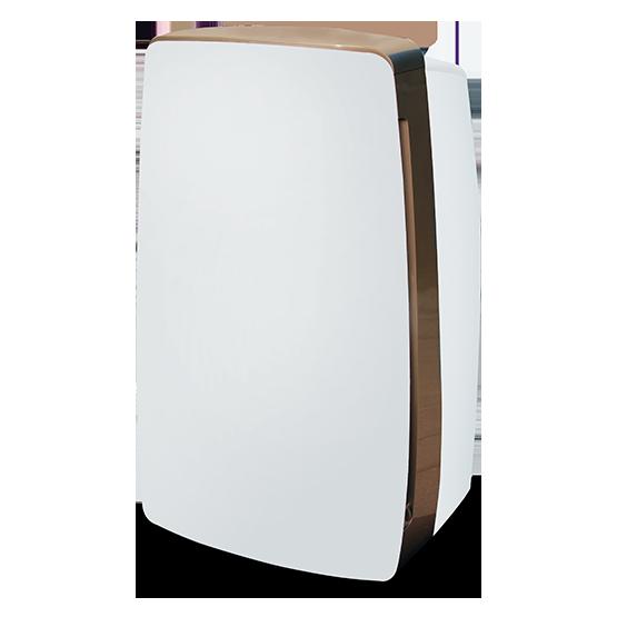 Осушитель воздуха NeoClima ND-40AH, белый / коричневый