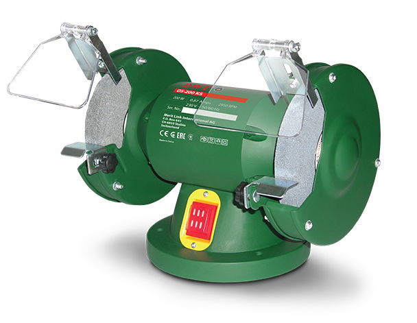 Электроточило DWT DS-200 KS (200 Вт)