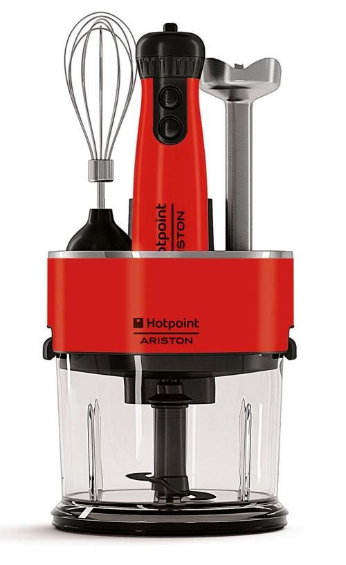 Блендер Hotpoint-Ariston HB 0705, красный HB 0705 красный