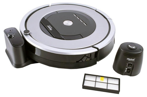 Пылесос iRobot Roomba 886 (робот)