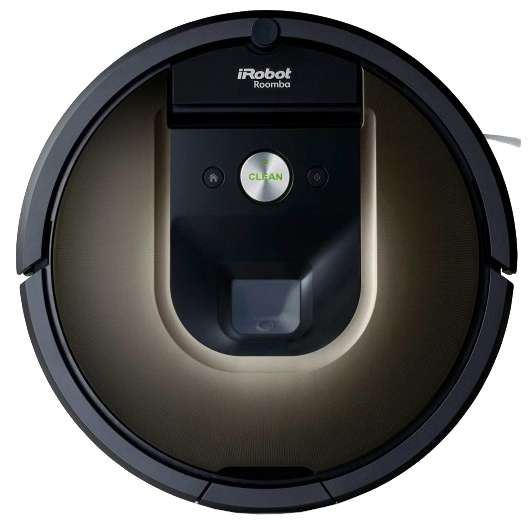 Пылесос iRobot Roomba 980 (робот)