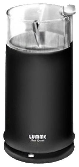 Кофемолка Lumme LU-2601 черная LU-2601черный