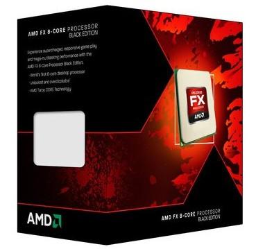 Процессор AMD FX-8320 Vishera (AM3+, L3 8192Kb, Tray) FD8320FRW8KHK