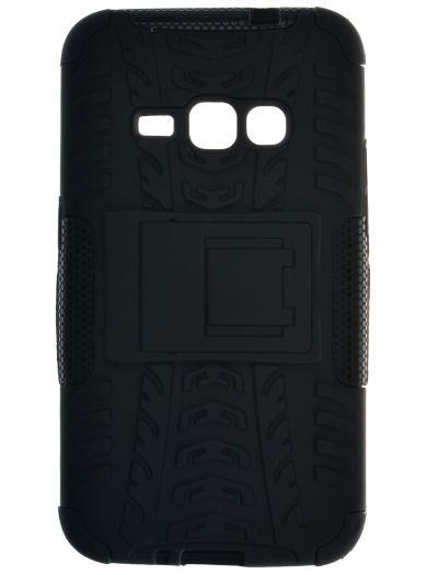 SkinBox Defender case для Samsung Galaxy J1 (2016) (T-S-SGJ12016-06) черный