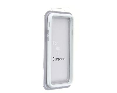 noname Чехол-бампер для Apple iPhone 6/6s, белый