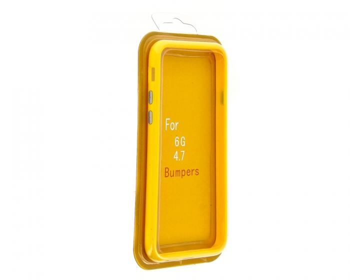 noname бампер для Apple iPhone 6/6s, желтый