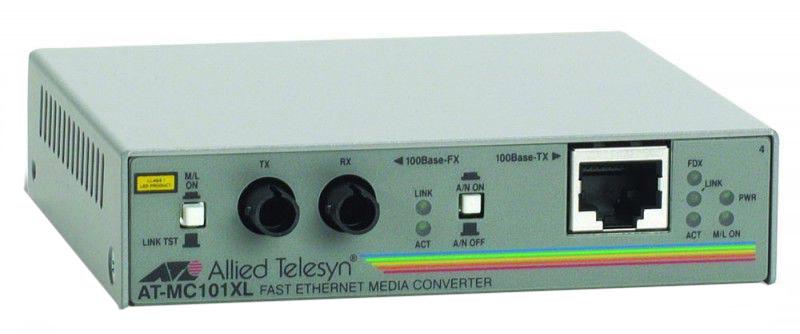 Медиаконвертер сетевой Allied-Telesis AT-MC101XL-60