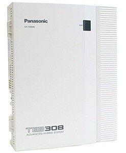 Мини АТС Panasonic KX-TEB308RU