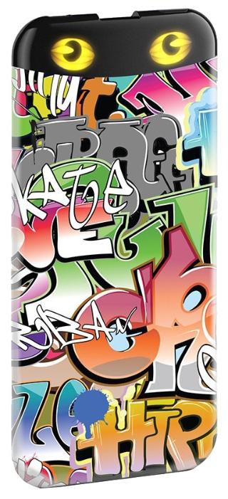 Hiper EP6600 (6600 мАч, 2.1 А), Graffiti