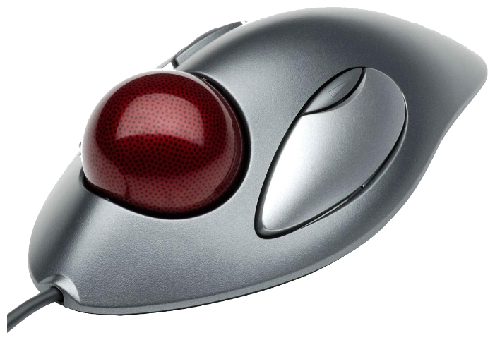 Logitech Trackman Marble Silver USB (910-000808), � ���������