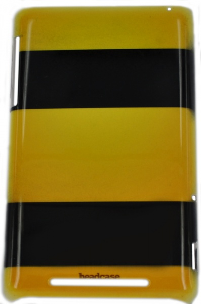 ������ E-cell BUMBLEBEE PATTERN DESIGN GLOSSY HARD BACK