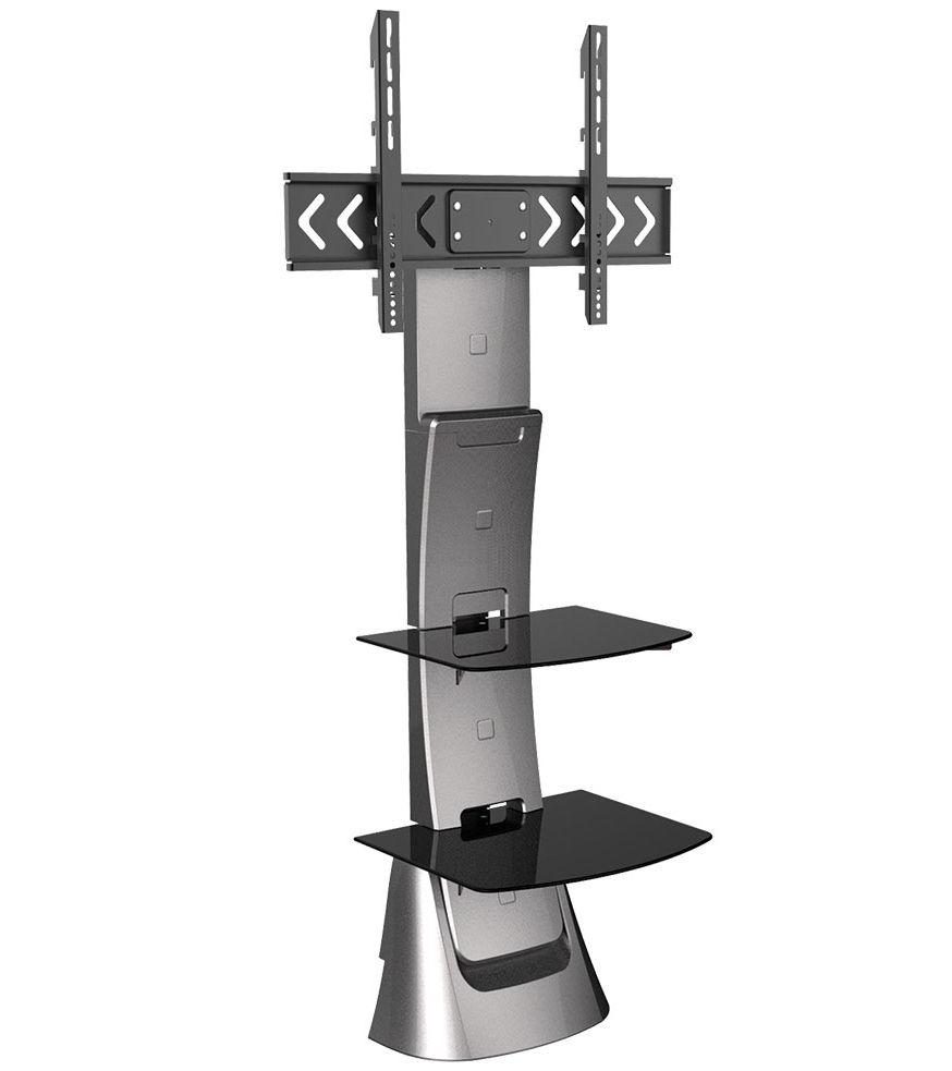"Кронштейн Arm-media Triton-10 (32""- 70"", до 40 кг, наклон, поворот), светло-серый"