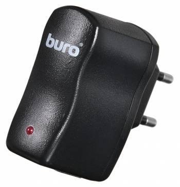 Зарядное устройство BURO 1A черный (XCJ-021-1A)