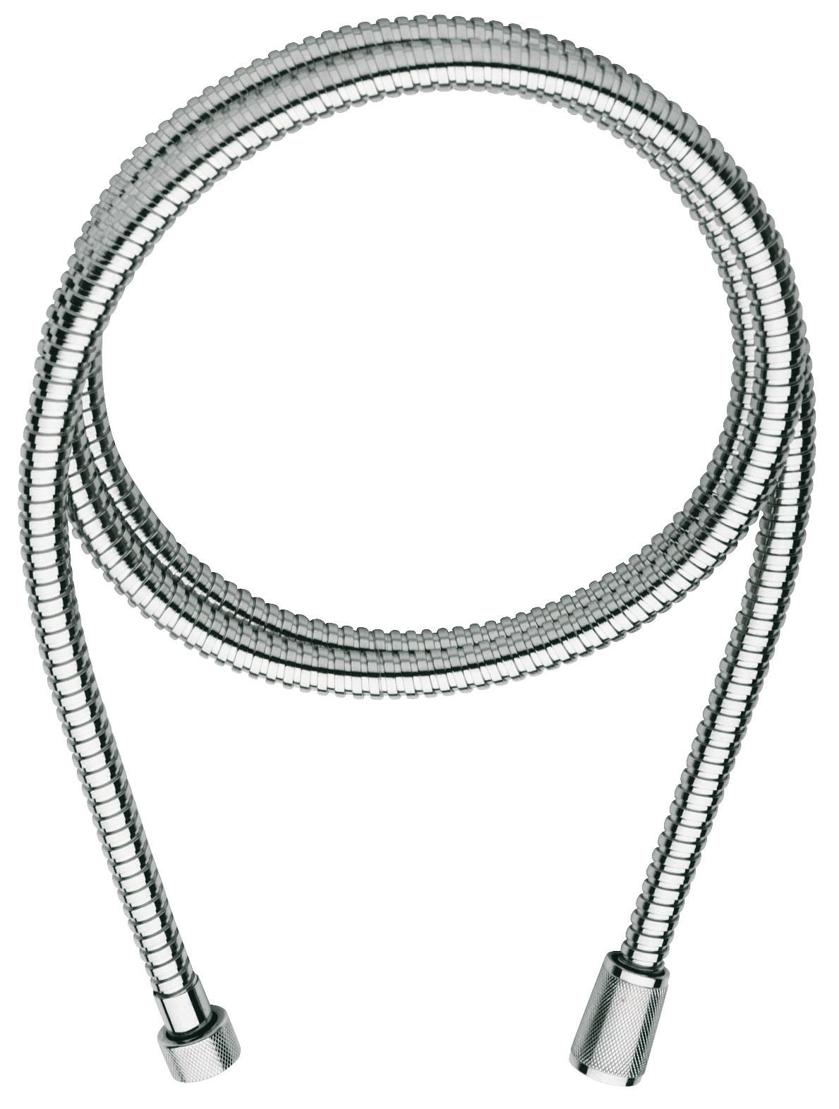 Душевой шланг Grohe 28140000 Relexa металлический, 2000 мм, хром