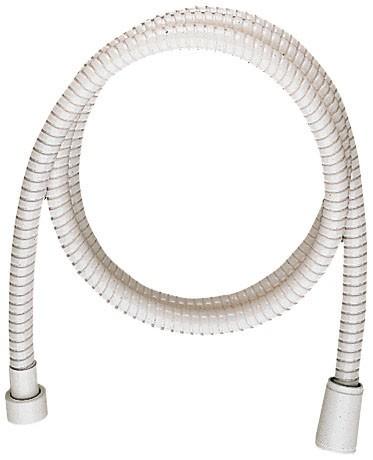 Душевой шланг Grohe 28151L00 Relexaflex с защитой от перегибов, 1500 мм, белый