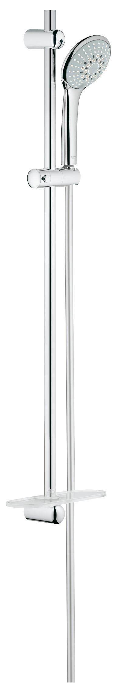 Душевой гарнитур Grohe 27227001 Euphoria (ручной душ, штанга 900 мм, шланг 1750 мм), хром (27227001)