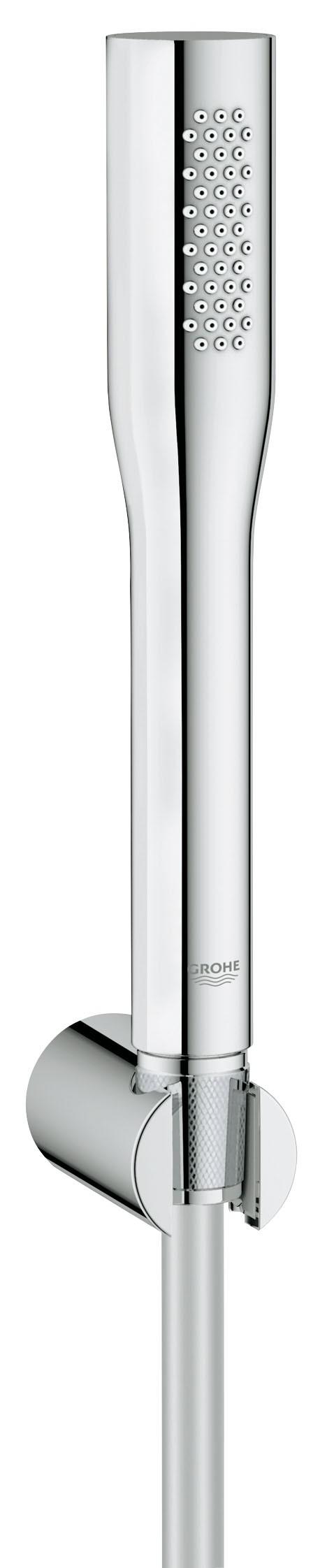 Душевой набор Grohe 27369000 Euphoria Cosmopolitan (ручной душ, настенный держатель, шланг 1500 мм), хром