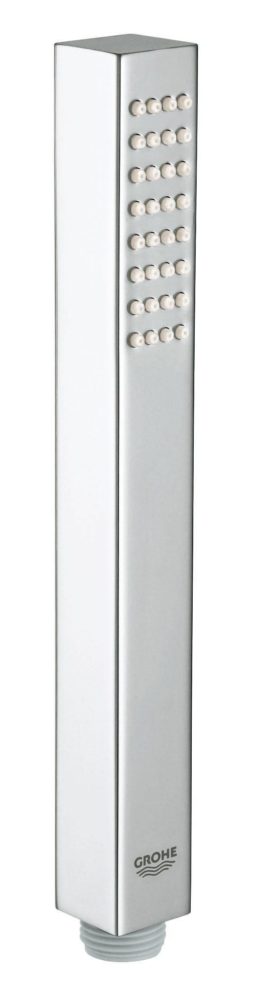 Ручной душ Grohe 27884001 Euphoria Cube+ (1 режим), хром (27884001)
