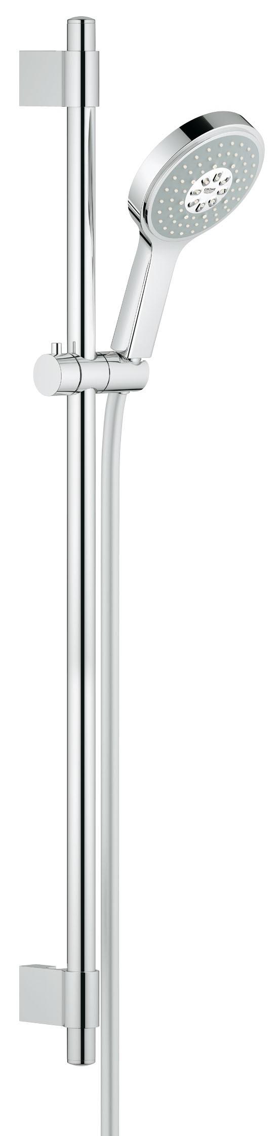 Душевой гарнитур Grohe 27734000 Power&Soul Cosmopolitan 130 (ручной душ, штанга 900 мм, шланг 1750 мм) с ограничением расхода воды,