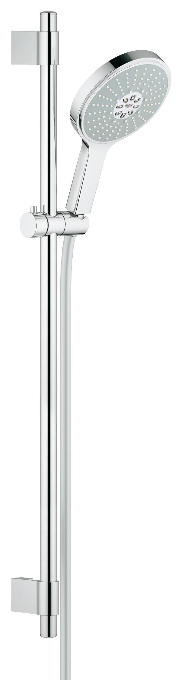 Душевой гарнитур Grohe 27746000 Power&Soul Cosmopolitan 160 (ручной душ, штанга 900 мм, шланг 1750 мм) с ограничением расхода воды,