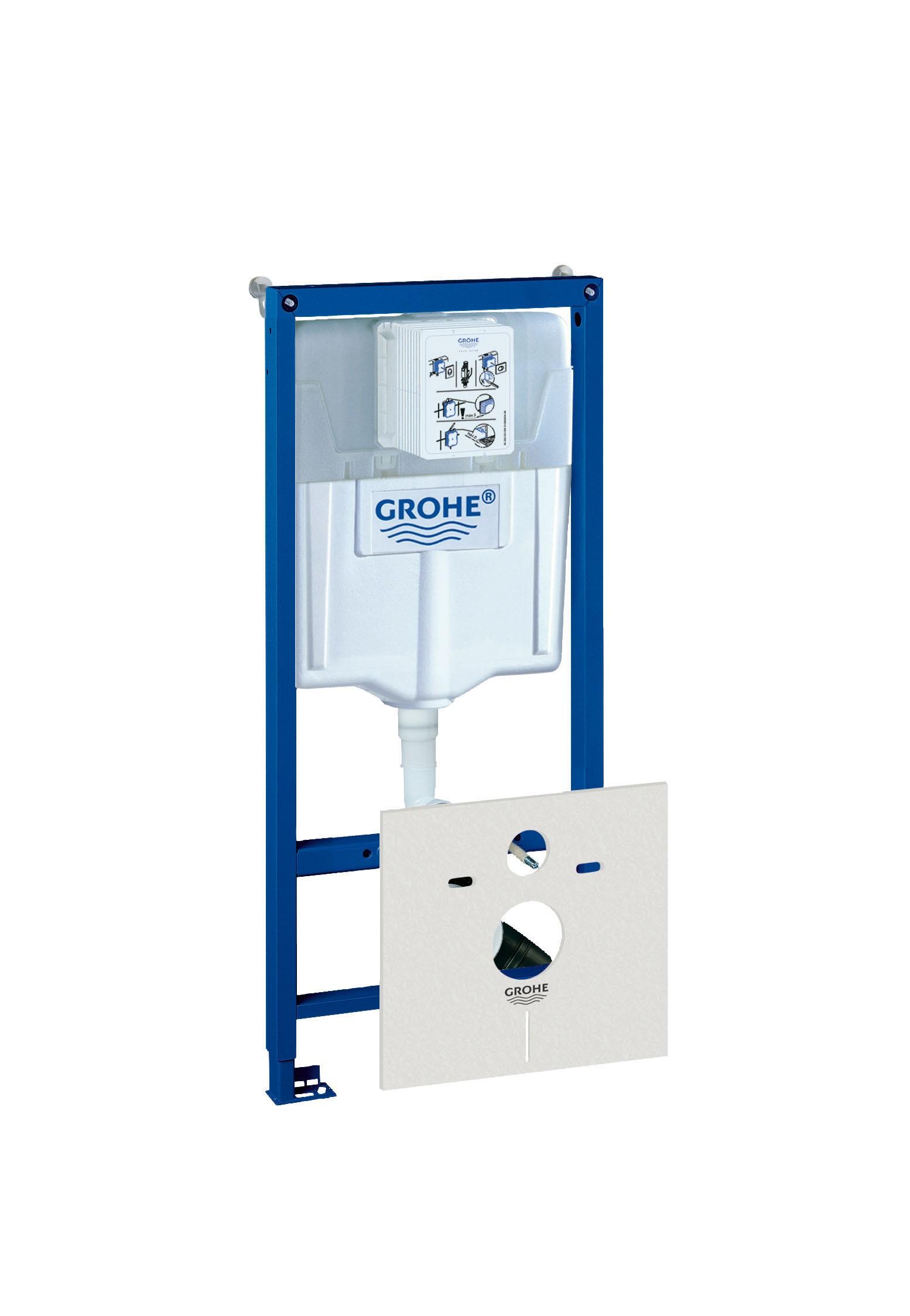 ������� ����������� ��� ������� Grohe 38539001 Rapid SL (1,13 �) � ���������������� ��� ������� ����� ������ (38539001)
