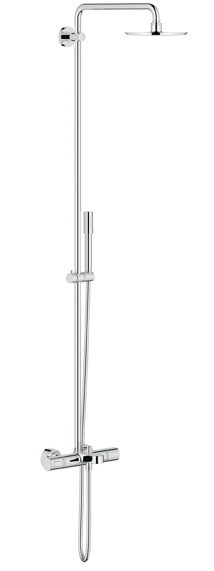 Душевая система Grohe 27641000 Rainshower, хром (27641000)