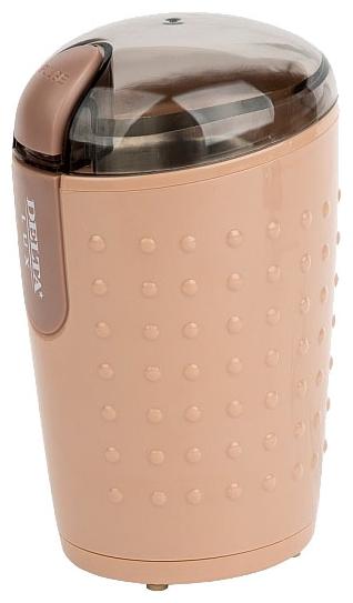 Кофемолка Delta LUX DL-89К, бежевая К48636