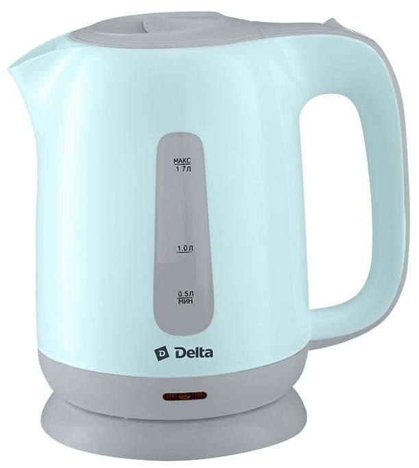 Delta DL-1001, голубой с серым