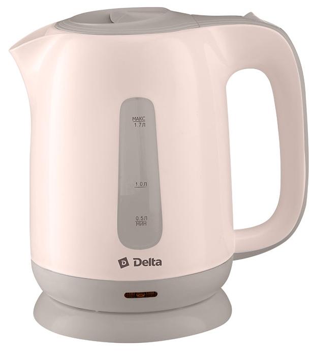 Delta DL-1001, бежевый с серым