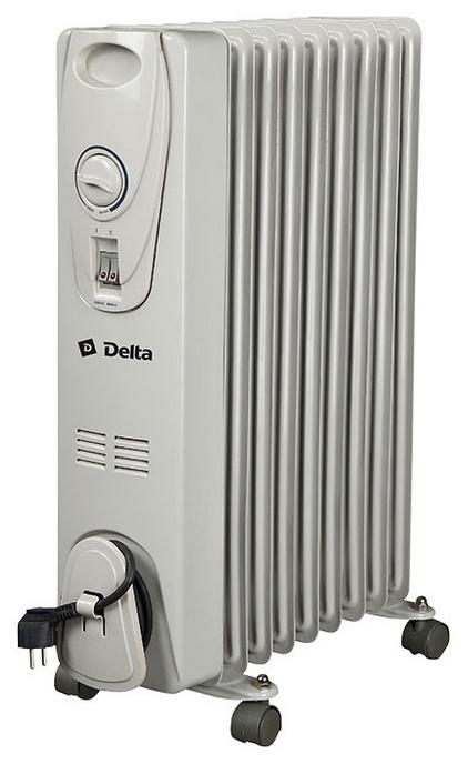 Обогреватель Delta D25-9 (масляный) К41497
