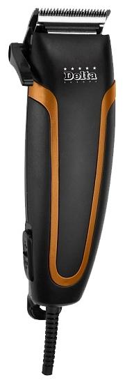 Машинка для стрижки Delta DL-4044 черный с оранжевым К48646