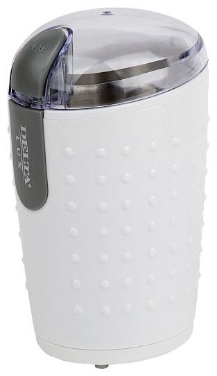 Кофемолка Delta LUX DL-89К, белая К41149