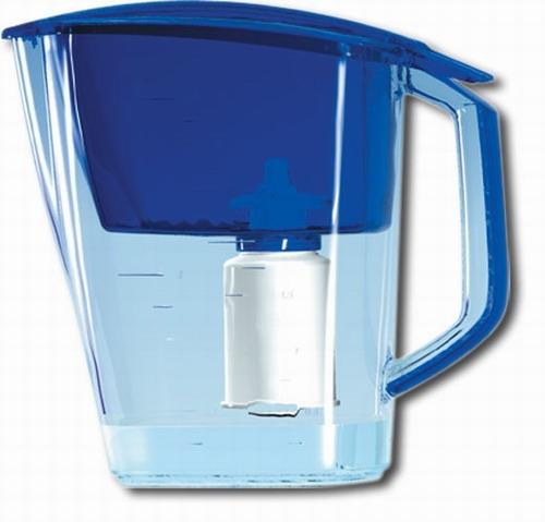 Фильтр для воды Barer Гранд, индиго